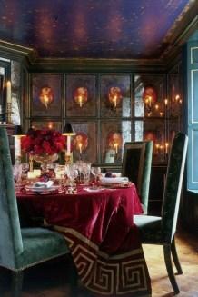 Romantic Valentines Day Dining Room Decoration Ideas 13