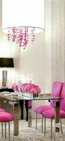 Romantic Valentines Day Dining Room Decoration Ideas 20