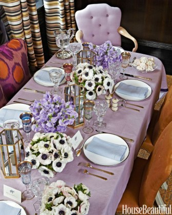 Romantic Valentines Day Dining Room Decoration Ideas 39