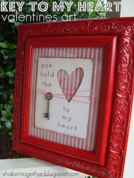 Totally Adorable Wreath Ideas For Valentines Day 06
