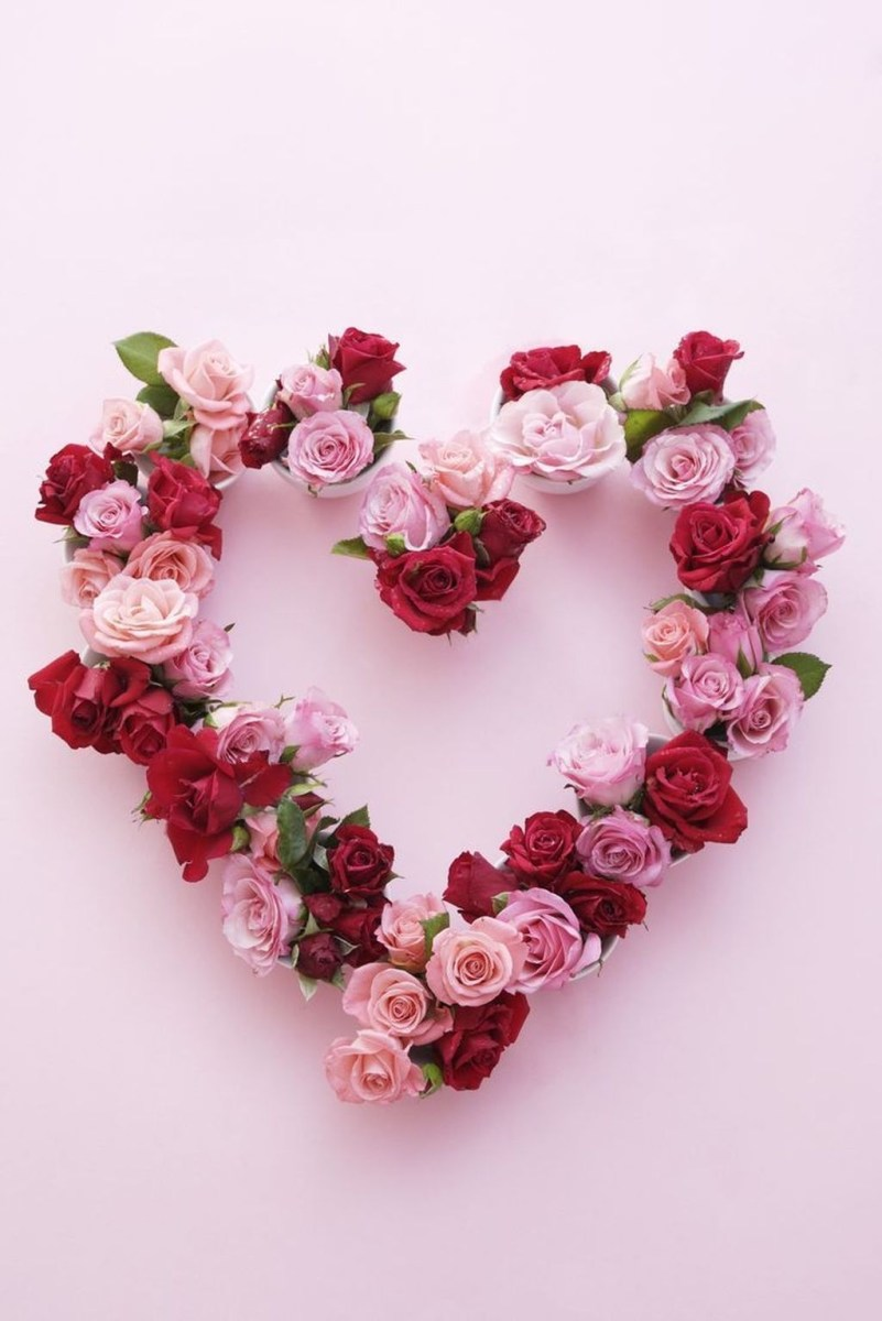 Totally Adorable Wreath Ideas For Valentines Day 21