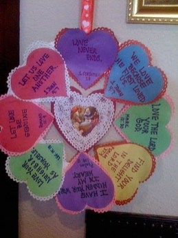 Totally Adorable Wreath Ideas For Valentines Day 27