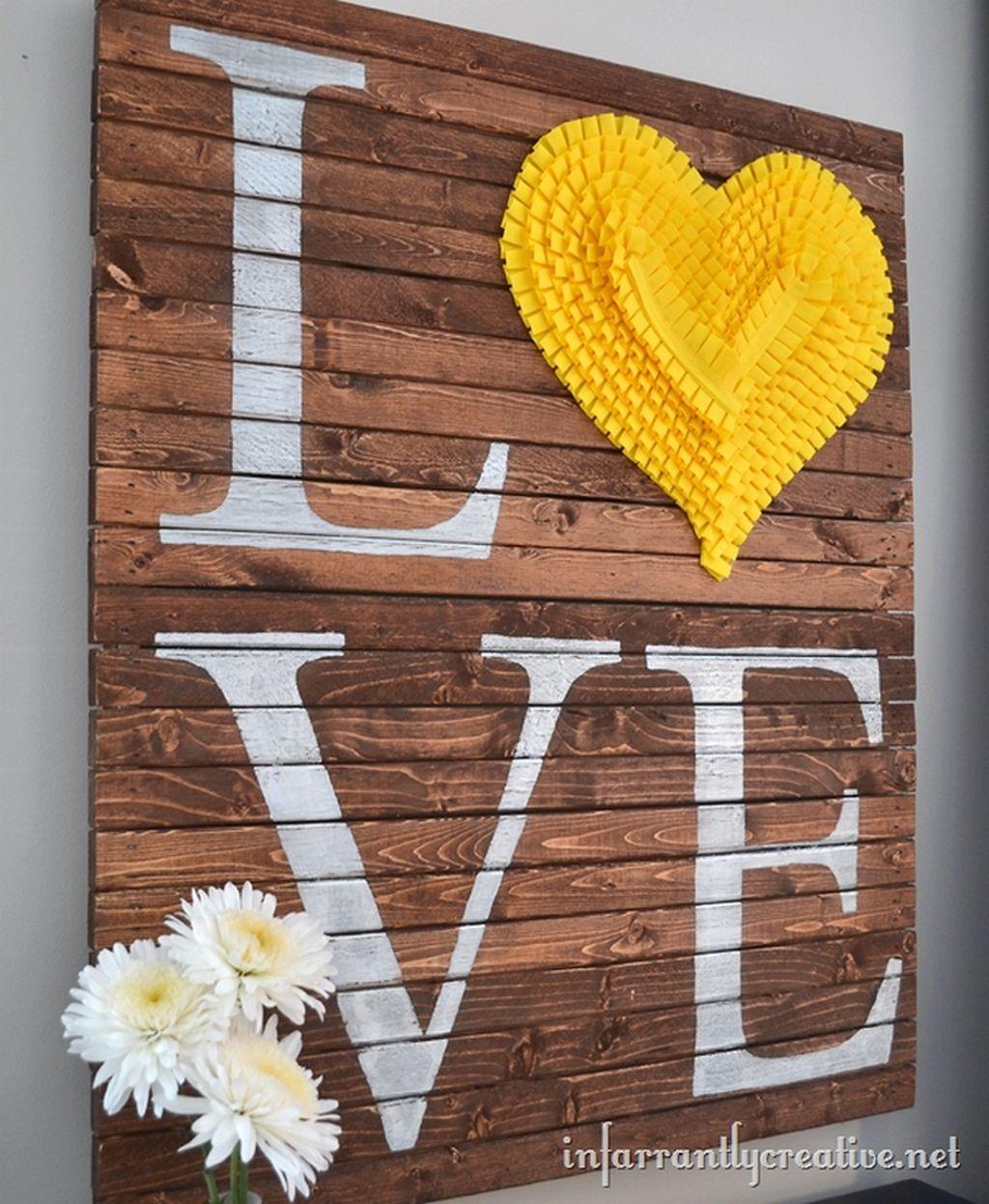 Unique Outdoor Valentine Decoration Ideas 08