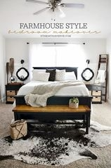 Amazing Farmhouse Style Master Bedroom Ideas 38