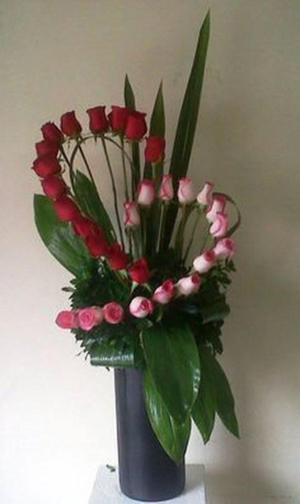 Amazing Minimalist And Modern Valentine Decoration Ideas 10