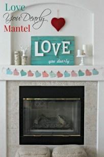 Amazing Minimalist And Modern Valentine Decoration Ideas 23