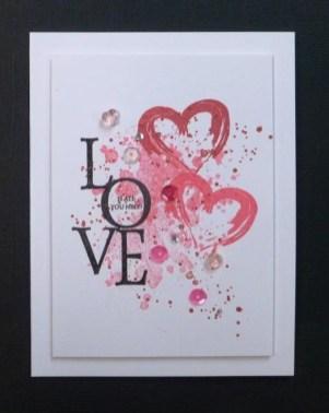 Amazing Minimalist And Modern Valentine Decoration Ideas 29