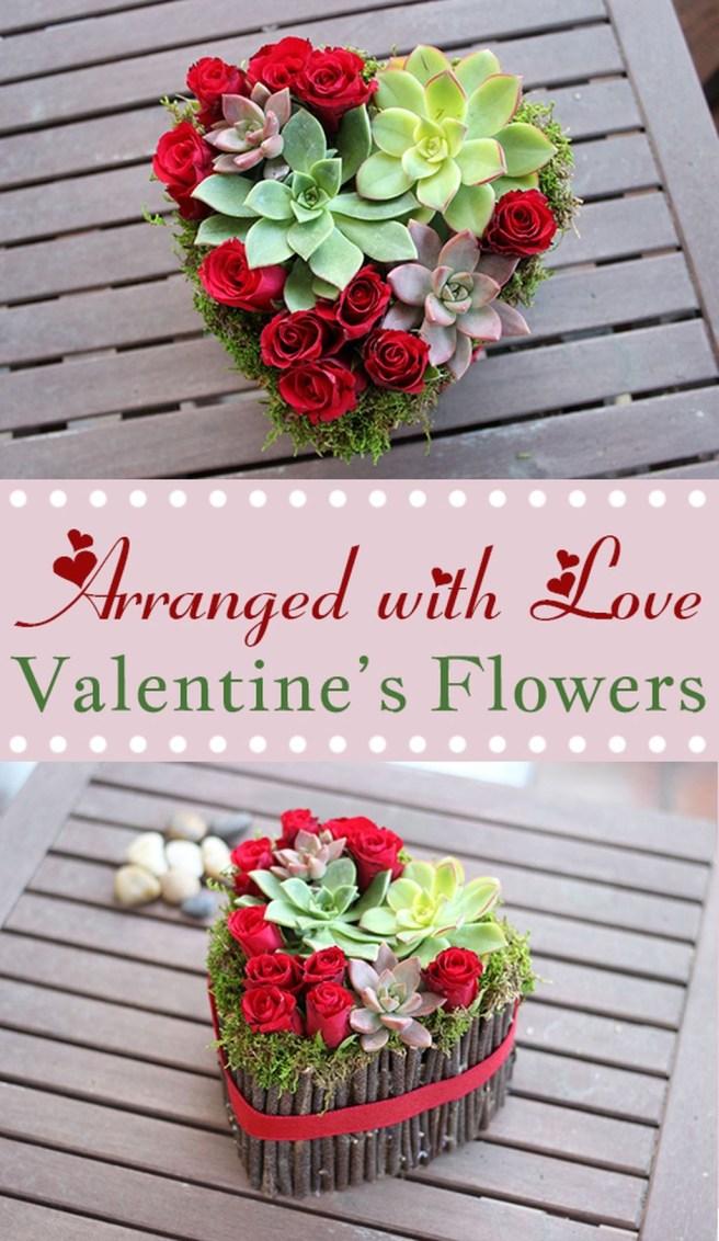 Amazing Minimalist And Modern Valentine Decoration Ideas 35