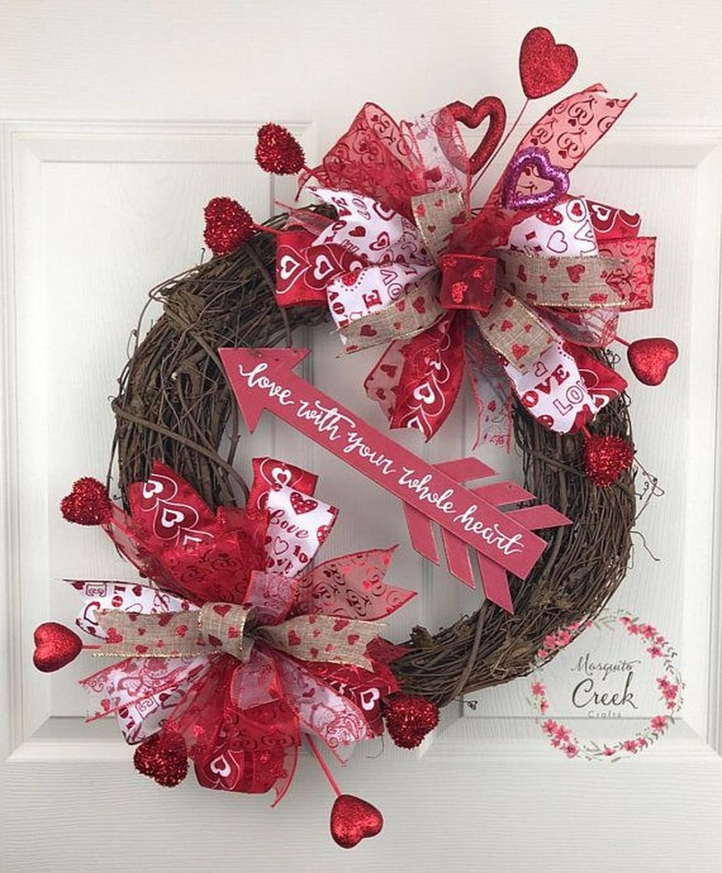 Amazing Outdoor Valentine Decoration Ideas 41