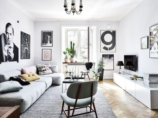 Awesome Small Living Room Decoration Ideas On A Budget 36