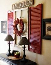 Beautiful Rustic Entryway Decoration Ideas 04