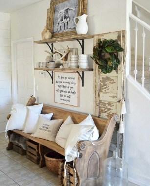 Beautiful Rustic Entryway Decoration Ideas 07
