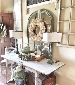 Beautiful Rustic Entryway Decoration Ideas 12