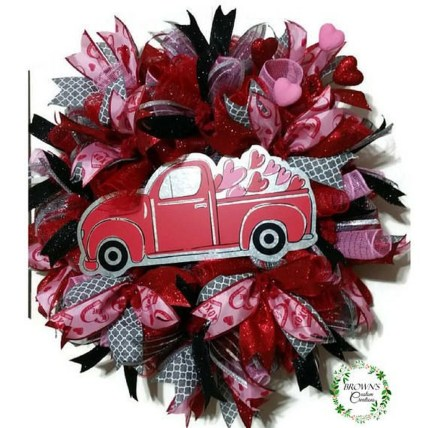 Beautiful Valentine Decoration Ideas For Your Home 07