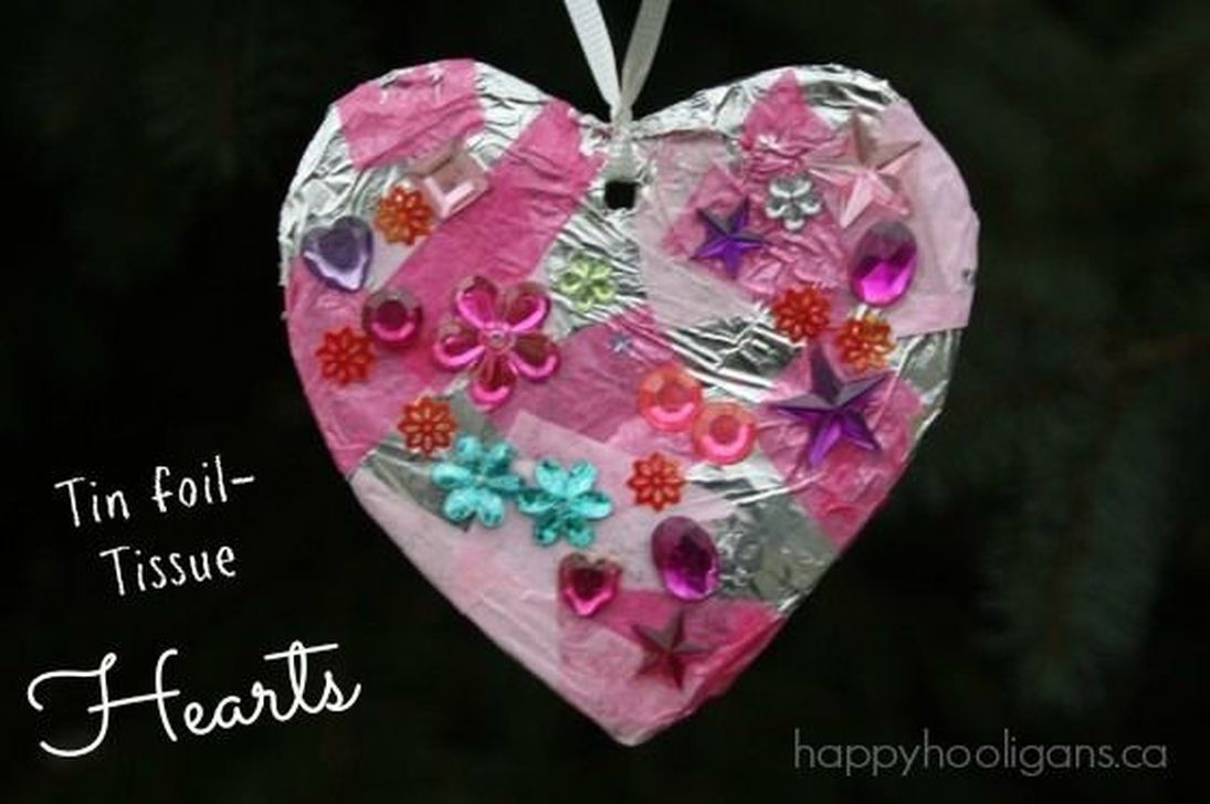Beautiful Valentine Decoration Ideas For Your Home 09