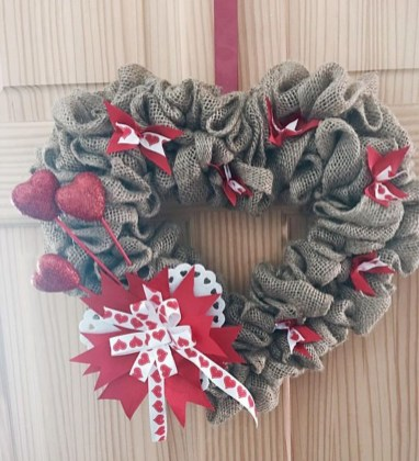 Beautiful Valentine Decoration Ideas For Your Home 37