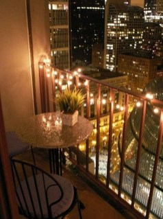 Cozy Apartment Balcony Decoration Ideas 38
