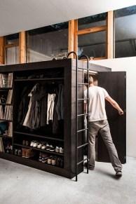 Cozy Apartment Studio Decoration Ideas 15