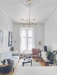 Cozy Apartment Studio Decoration Ideas 19