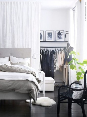 Cozy Apartment Studio Decoration Ideas 22
