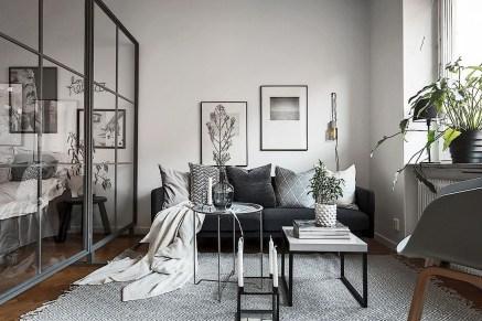 Cozy Apartment Studio Decoration Ideas 32