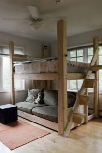 Cozy Apartment Studio Decoration Ideas 43