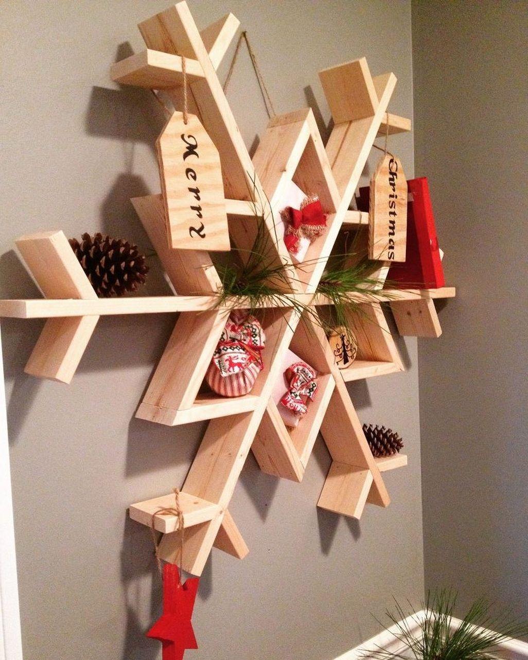 Creative Diy Wooden Home Decorations Ideas 15