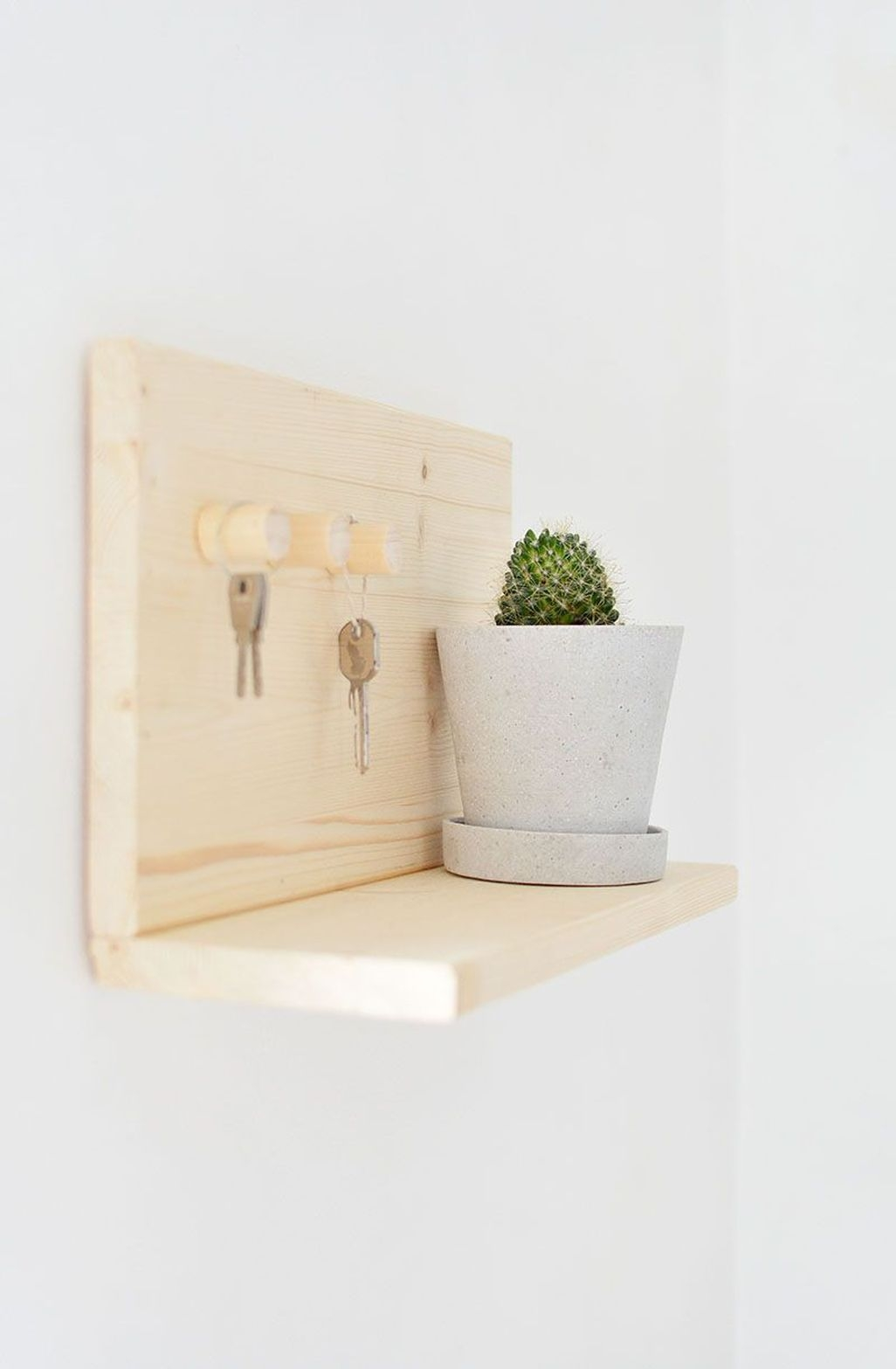 Creative Diy Wooden Home Decorations Ideas 16