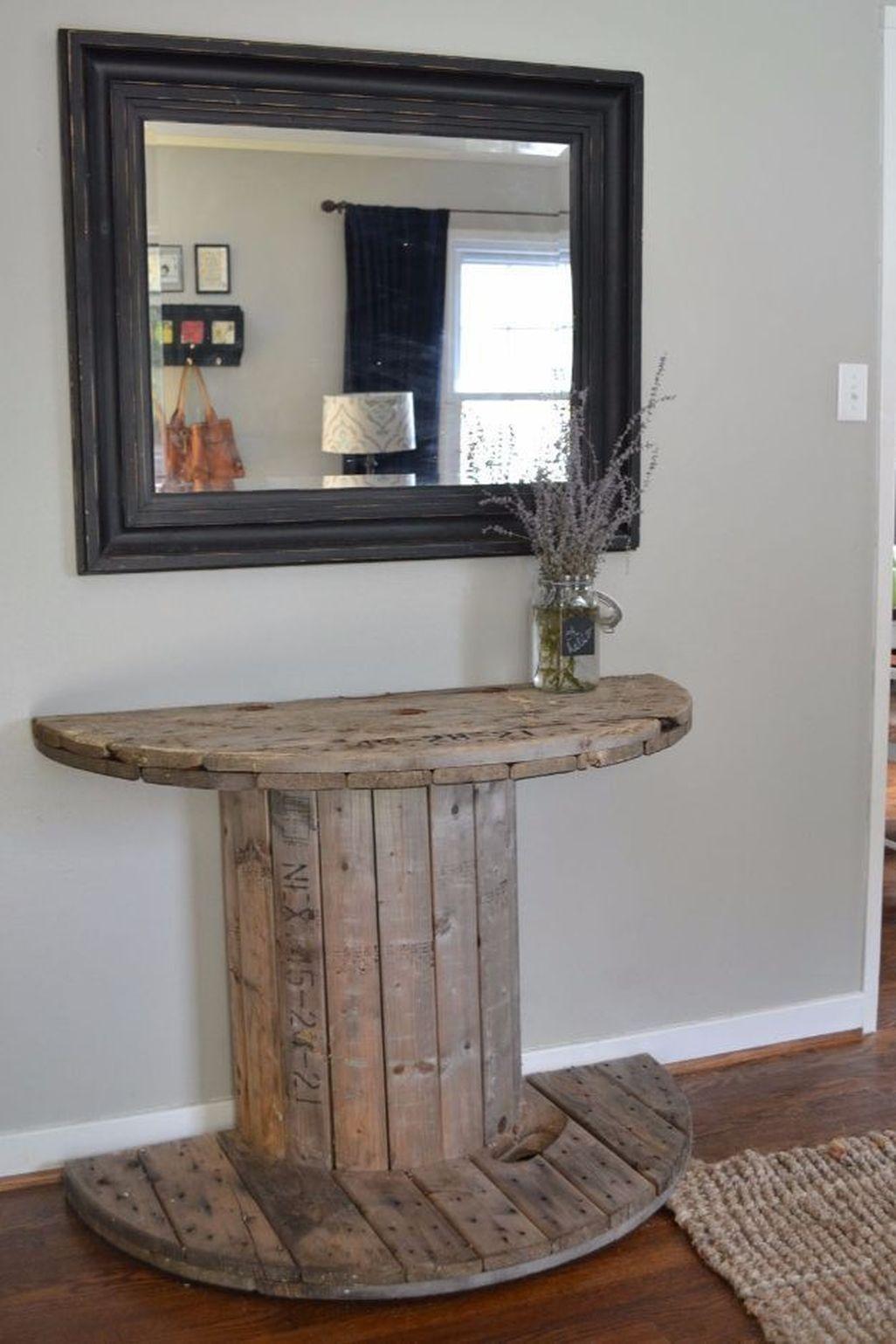 Creative Diy Wooden Home Decorations Ideas 17