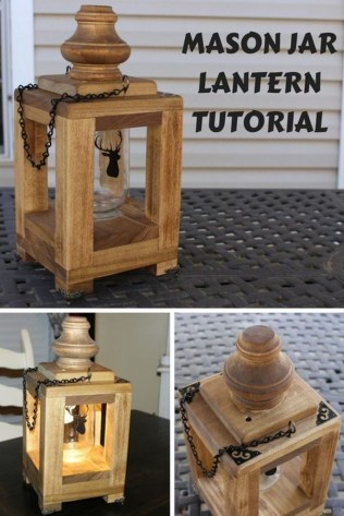 Creative Diy Wooden Home Decorations Ideas 21