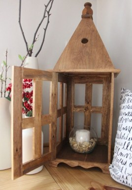 Creative Diy Wooden Home Decorations Ideas 26