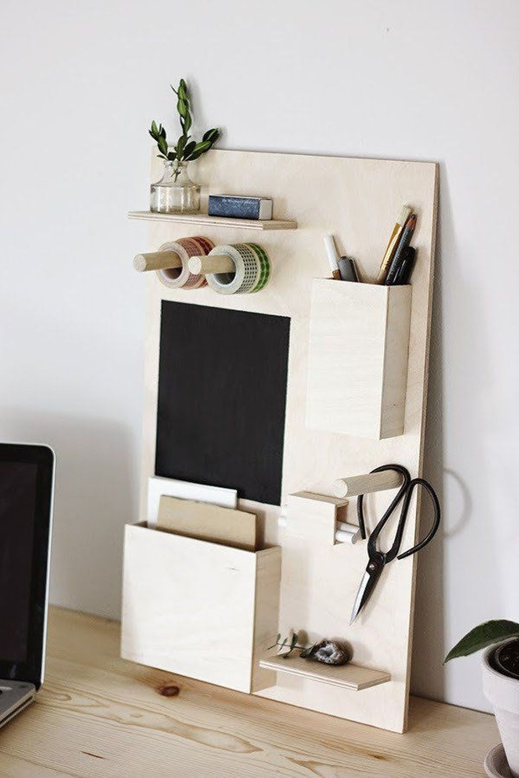 Creative Diy Wooden Home Decorations Ideas 39