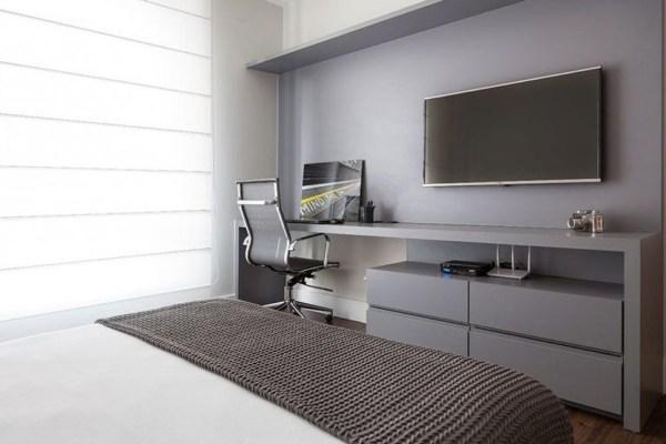 Elegant Small Master Bedroom Decoration Ideas 41