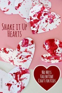 Fun And Festive Way Decorate Your Home For Valentine 24