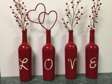 Fun And Festive Way Decorate Your Home For Valentine 28