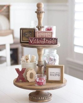 Fun And Festive Way Decorate Your Home For Valentine 40