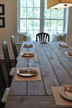 Inspiring Rustic Farmhouse Dining Room Design Ideas 05