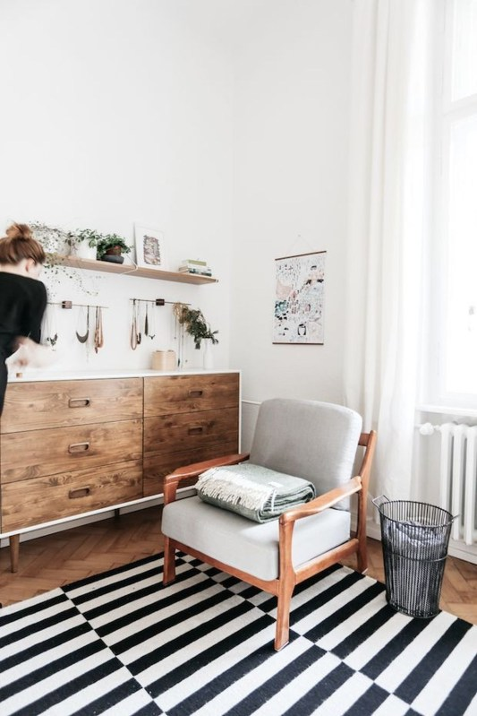 Minimalist Scandinavian Spring Decoration Ideas For Your Home 24