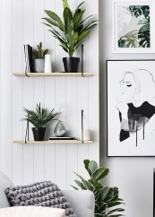 Minimalist Scandinavian Spring Decoration Ideas For Your Home 44