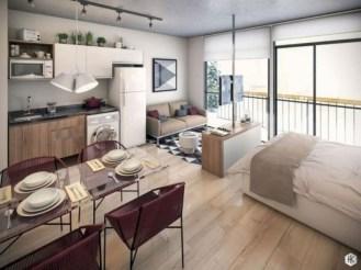 Romantic First Couple Apartment Decoration Ideas 16