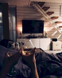 Romantic First Couple Apartment Decoration Ideas 24