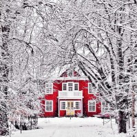 Warm And Cozy Classic Winter Home Decoration Ideas 41