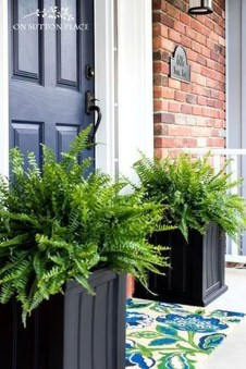 Adorable Farmhouse Spring And Summer Porch Decoration Ideas 12