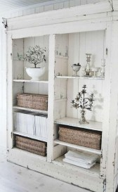 Amazing Rustic Farmhouse Living Room Decoration Ideas 12