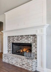 Amazing Rustic Farmhouse Living Room Decoration Ideas 22