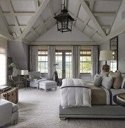 Awesome Rustic Farmhouse Bedroom Decoration Ideas 25