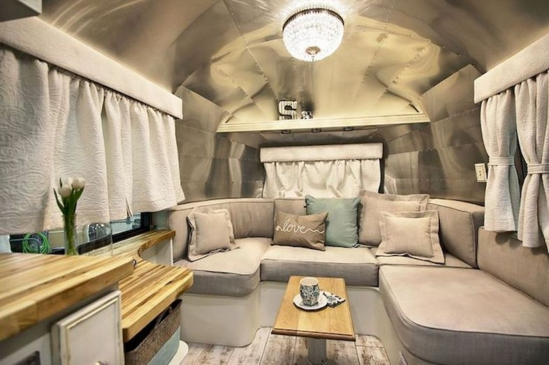 Awesome Rv Living Remodel Design Ideas 47