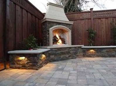 Awesome Small Backyard Patio Design Ideas 18