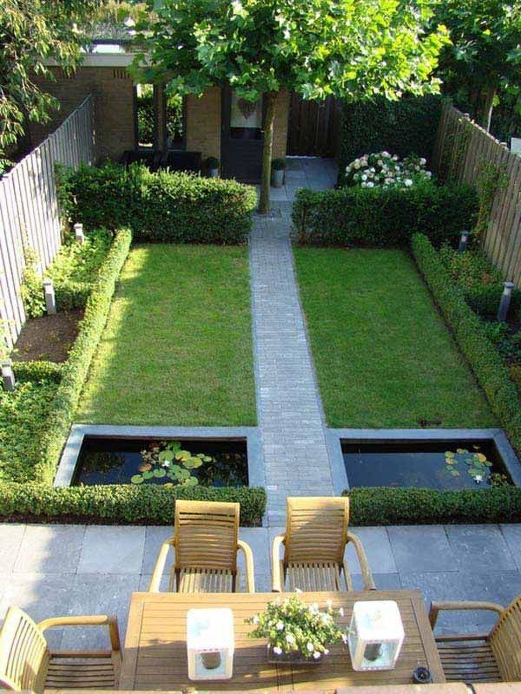 Awesome Small Backyard Patio Design Ideas 25