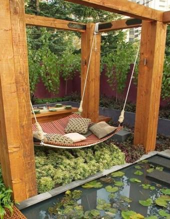Awesome Small Backyard Patio Design Ideas 29